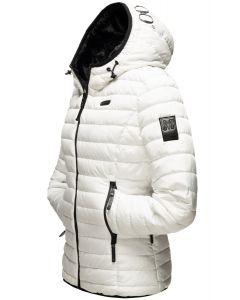 Dame vinterjakke Marikoo Jayla i Hvid