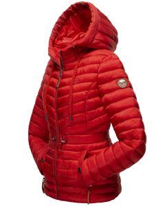 Dame Dyne jakke Marikoo Aniya i Rød