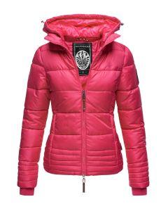Dame vinter jakke Sole - Pink