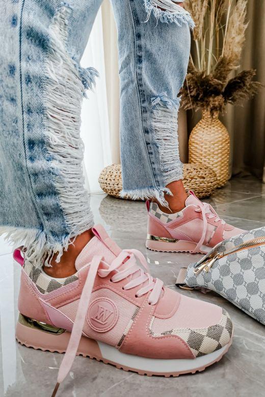 Sneakers LW Bergamo i Rosa