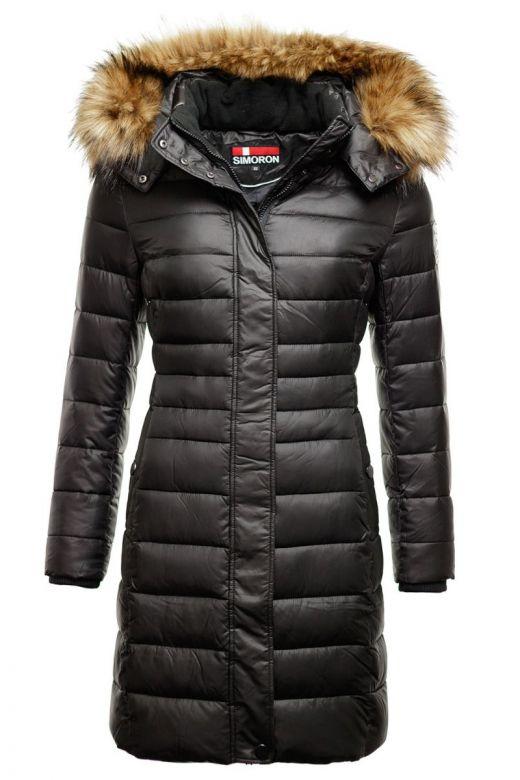 Dame Vinterjakke - Lugano Faux Fur