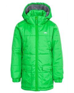 Vinterjakke til børn i Grøn