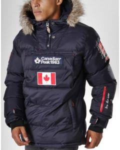 Softshell Jakke fra Canadian Peak Hvid