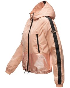 Dame jakke Navahoo Sunitaa Overgangs Sommer i Light Rosa