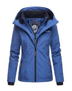 Outdoor jakke Eberre - Blue Jean