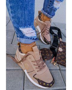 Sneakers LW Lugano i Beige
