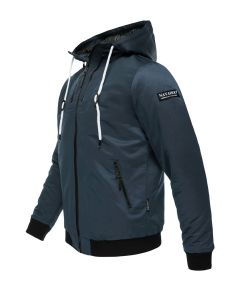 Herrejakke model Hunter - Navy
