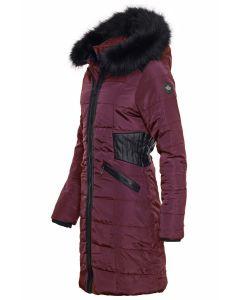 Dame Vinterjakke Montreal - Bordeaux