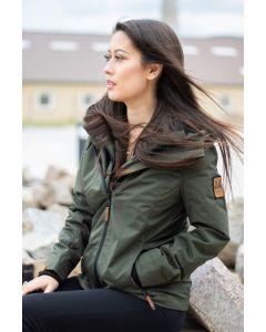 Outdoor jakke Eberre - Grøn