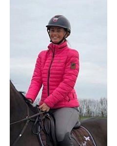 Flot kort jakke Riva - Pink