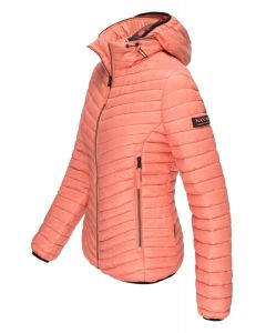 Dame overgangs jakke Navahoo Pari - Koral