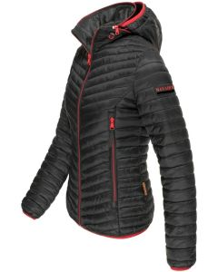 Dame overgangs jakke Navahoo Pari - Sort