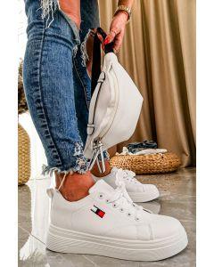 Sneakers Tomina i Hvid