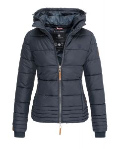 Dame vinter jakke Sole - Navy