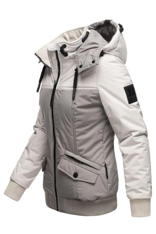 Dame Outdoor Vinterjakke Sumiko - Grå