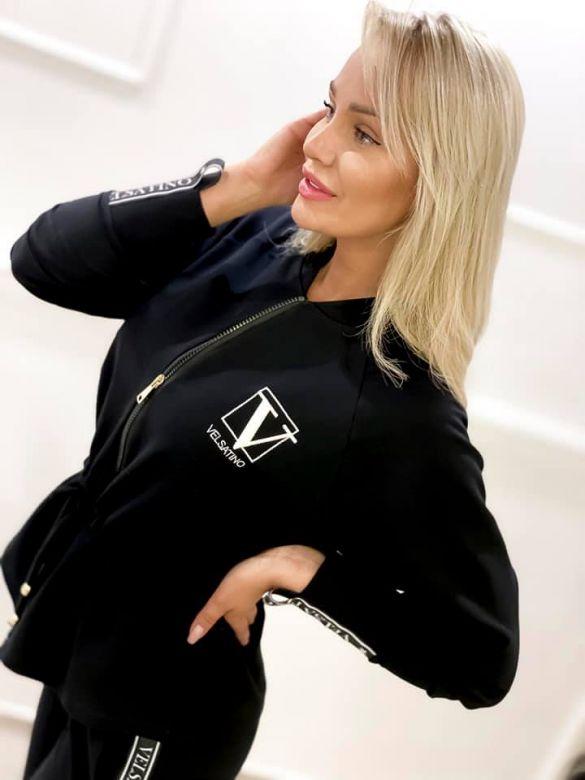 Lounge / Fashion Sæt fra Valsatino i Sort